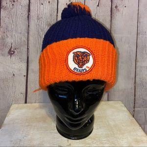 Vintage 80s Chicago Bears stocking cap